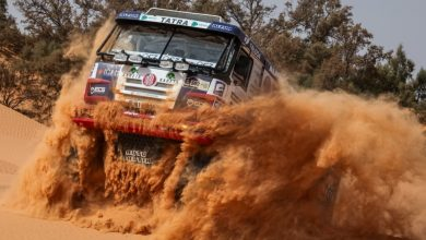 Buggyra Tunisia Test Session 2014