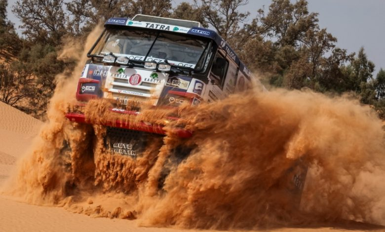 Photo of Buggyra Tunisia Test Session 2014