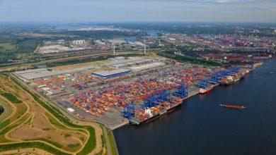 Photo of Přístav Hamburk zůstal v roce 2012 těsně za celkovým překladem předchozího roku