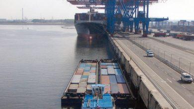 Photo of Další navýšení  překladu zboží v přístavu Hamburk za první čtvrtletí 2015
