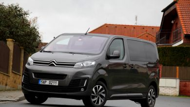 Photo of Citroën Spacetourer 2.0 BlueHDi Business M – Business i pro rodinu