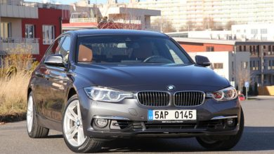 Photo of BMW 330e iPerformance – Modrá je dobrá?