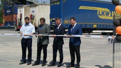 Photo of AWT ukončila III. etapu modernizace a rozšíření Terminálu Paskov