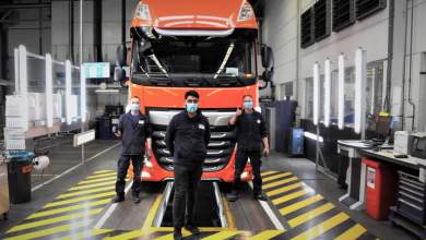 Photo of Výroba nákladních aut v Evropě se pomalu rozbíhá. Výrobu spustil DAF nebo MAN