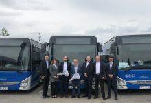 Photo of IVECO BUS předalo 145 nových autobusů Crossway Low Entry Line společnosti ARRIVA