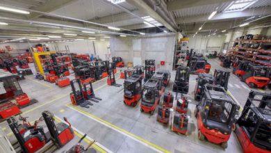 Photo of Linde Material Handling zvětšuje kapacitu Centra pro repase vozíků ve Velkých Bílovicích