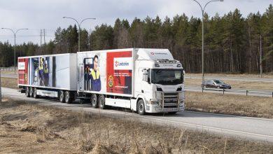 Photo of Nejdelší nákladní vozidlo ujede denně 1000 km – na zkapalněný plyn
