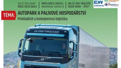 Magazín TRANSPORT a LOGISTIKA - Vydání 4-2019 - Obálka