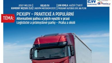 Photo of Magazín TRANSPORT a LOGISTIKA – Vydání 7/8-2019