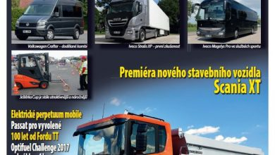 Photo of Magazín TRANSPORT a LOGISTIKA – Vydání 9-2017