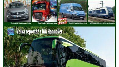 Magazín TRANSPORT a LOGISTIKA - Vydání 10-2018 - Obálka