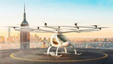 Photo of DB Schenker chce přepravovat zásilky a lidi obřími drony. Investoval proto do start-upu Volocopter 87 milionů eur