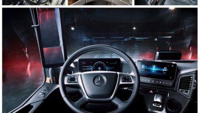 Photo of Jak se změnily palubní desky nákladních Mercedesů za šedesát let