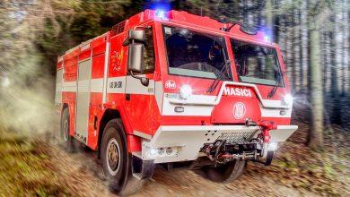 Photo of TATRA dodá 41 hasičských speciálů do Německa