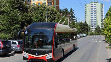 Photo of V Jihlavě jezdí nové trolejbusy ze Škody Electric