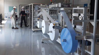 Photo of Skupina PSA vyrábí v továrně v Mulhouse vedle aut i roušky