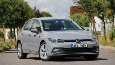 Volkswagen Golf osmé generace