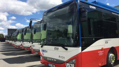 Photo of ČSAD Kladno má 28 nových CNG autobusů