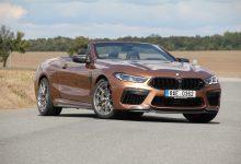 Photo of BMW M8 Competition Cabrio: ďábelský skalpovač
