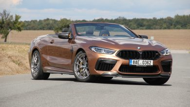 Photo of BMW M8 Competition Cabrio: ďábelský skalpovač