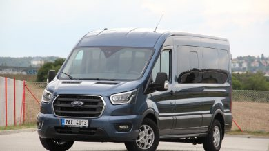 Photo of Ford Transit Combi: až devět v tom