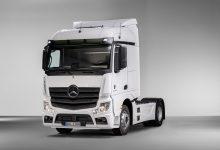 Photo of Mercedes-Benz Actros F: bez kamer i displejů