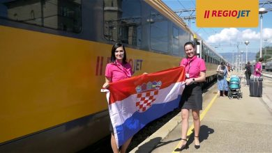 Photo of RegioJet přepravil vlakem do Chorvatska 60 000 lidí