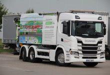 Photo of Fotogalerie: Scania na BioCNG pro Pražské vodovody a kanalizace