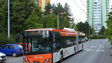 Photo of Trolejbusy z Plzně začnou jezdit v norském Bergenu