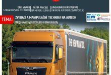 Photo of Magazín TRANSPORT a LOGISTIKA – vydání 8-9/2020