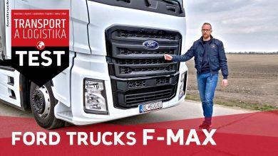 Photo of Vidoetest: Ford Trucks F-Max