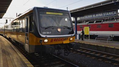 Photo of RegioJet posílí před pátkem kapacitu vlaků z Česka na Slovensko