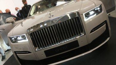 Photo of Praha jako první viděla nový Rolls-Royce Ghost