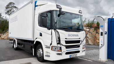 Photo of Milník společnosti Scania v oblasti elektrifikace