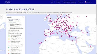 Photo of Wizz Air Travel Planning Map informuje o opatřeních a omezeních v souvislosti s COVID-19