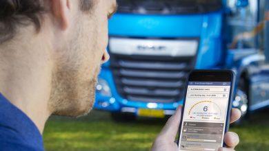 Photo of DAF má novou mobilní aplikaci Connect, která pomůže snížit spotřebu