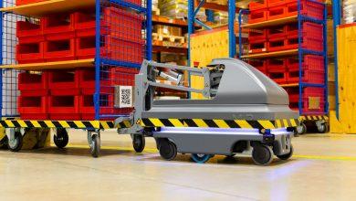 Photo of DB Schenker provozuje v Česku svého prvního logistického robota
