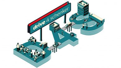 Photo of DB Schenker zapracoval na platformě Drive4Schenker