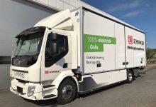 Photo of DB Schenker chce v Oslu jezdit výhradně s elektrickými nákladními vozy