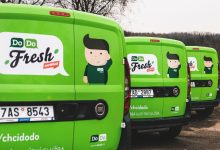 Photo of DoDo pořídil 200 nových aut na CNG, reaguje na nárůst přepravy potravin o polovinu