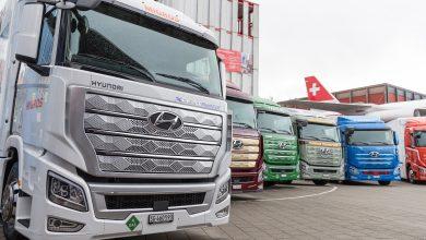 Photo of Hyundai předal švýcarským zákazníkům sedm vodíkových tahačů XCIENT Fuel Cell