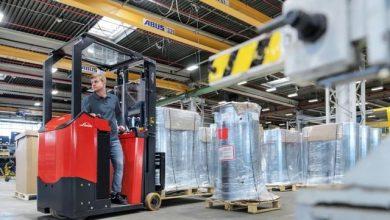 Photo of Linde představilo nový elektrický tunový vozík
