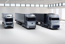 Photo of Daimler Trucks věří jen elektřině a vodíku