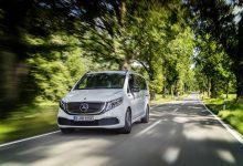 Photo of Mercedes-Benz EQV: elektrifikovaná třída V