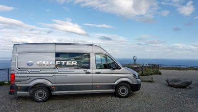 Photo of Na severní cíp Evropy s obytným vozem e-Crafter