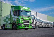 Photo of Společnost HOPI si převzala už tisící vozidlo Scania