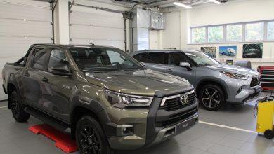 Photo of Toyota ukázala modernizovaný Hilux a nový Highlander