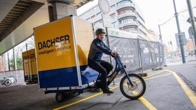 Photo of DACHSER bude rozvážet zásilky v centru Prahy  nákladními elektrokoly