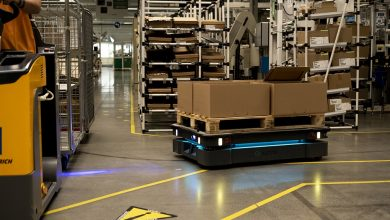 Photo of Video: Schneider Electric používá autonomní roboty MiR