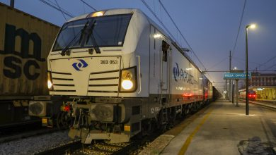 Photo of PKP CARGO INTERNATIONAL realizovala první přepravu koksu do Itálie. Přes šest zemí a s jednou lokomotivou